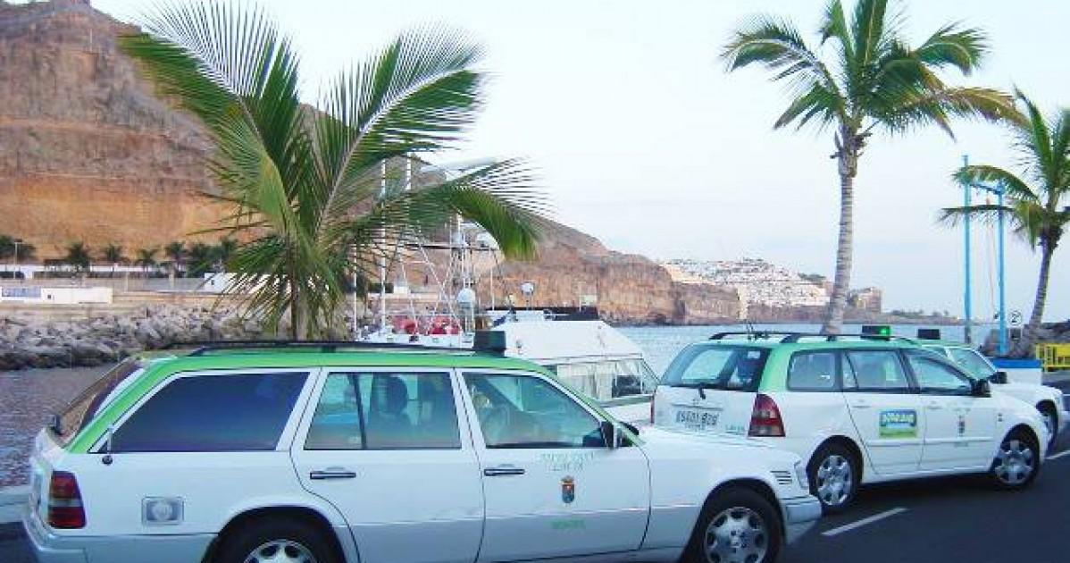 Mogán establece los servicios mínimos  del taxi durante el Estado de Alarma
