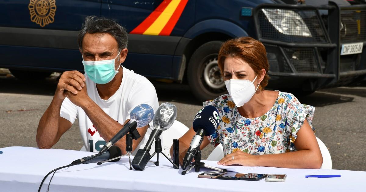 """Onalia Bueno: """"Es inhumano tener a más de 300 personas tiradas en un muelle"""""""