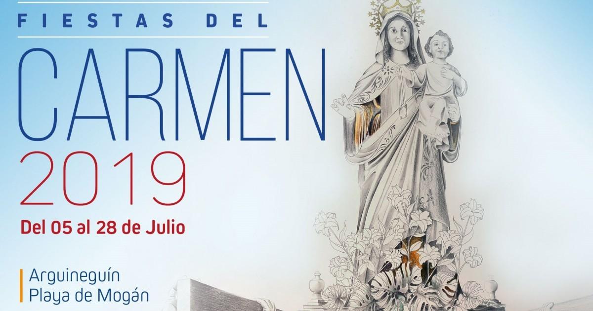 El Carmen continúa en Arguineguín con Bajada de La Rama, conciertos y actividades infantiles