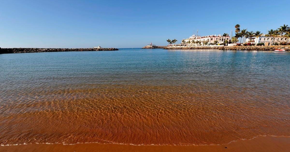 Mogán instala webcams en varias playas que emiten su estado en vivo y las promocionan a nivel mundial