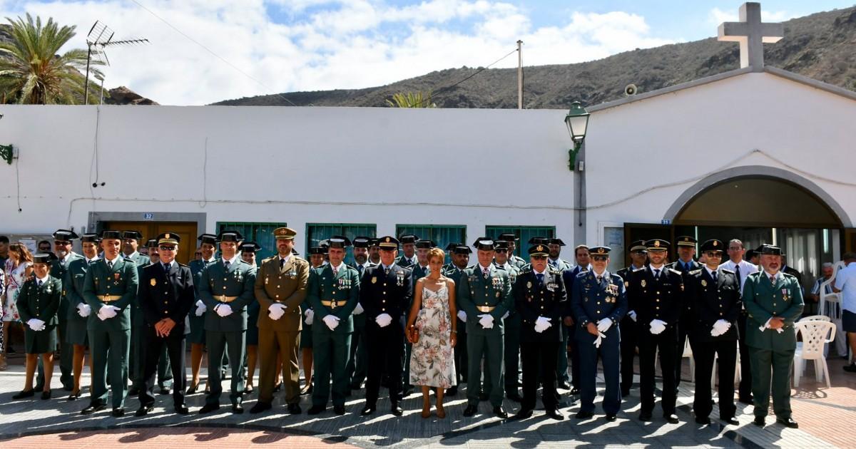 El Ayuntamiento de Mogán felicita la Fiesta Nacional