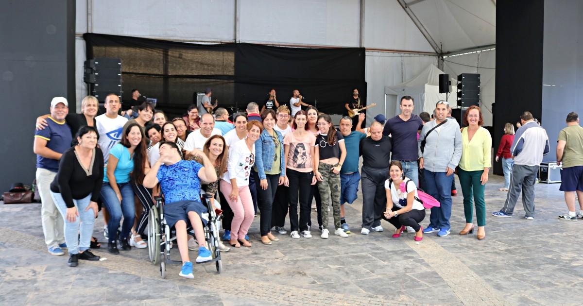 Mogán celebra el Día de las Personas con Discapacidad con actividades lúdicas y charlas