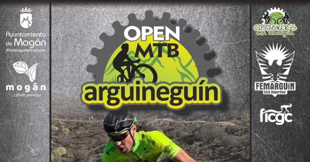 El Open Mountain Bike Arguineguín abre mañana el periodo de inscripción